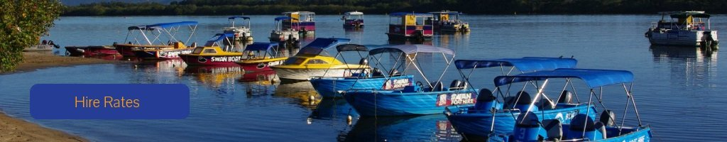 Boat Hire Rates