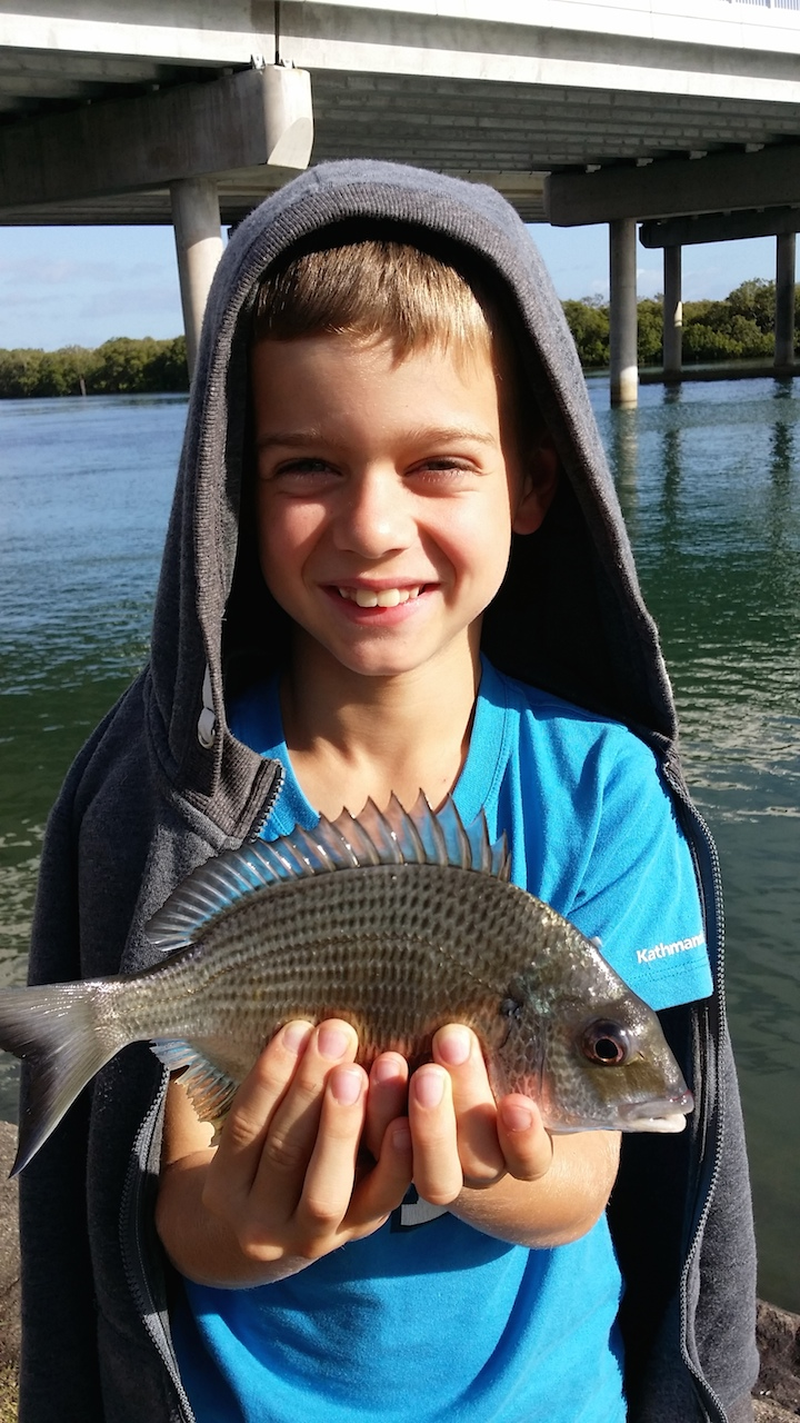 Finn Horton-Stephens Cod Hole Bream