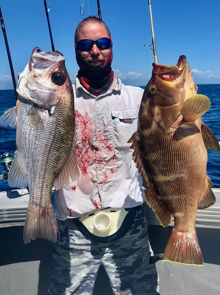 dbl island point fishing charters 1